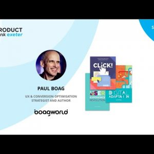 ProductTank Exeter: #8 - Paul Boag