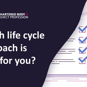 Project Management: Life Cycles | What life cycle is right for you?