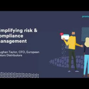 Promapp & PEX Webinar: Simplifying risk & compliance management