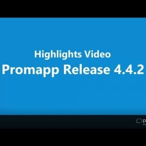 Promapp Release 4.4.2 Highlights Video
