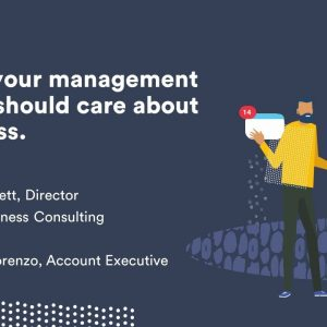 Promapp webinar:  Why your management team should care about process