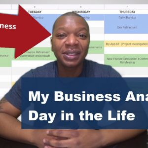 Real Business Analyst Day in Life + Tools and Techniques
