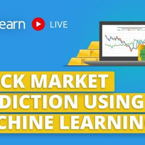Stock Market Prediction Using Machine Learning | Machine Learning Tutorial | Simplilearn