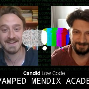 Revamped Mendix Academy