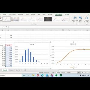 Statistics Using Excel Tutorial 1.2  Computing Probabilities for Binomial and Poisson Distribution
