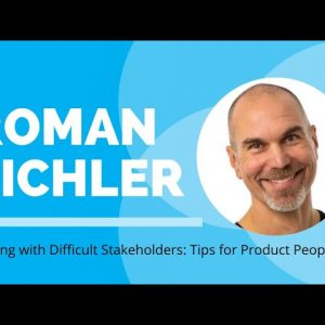 ProductTank Melbourne: Roman Pichler - Dealing with Difficult Stakeholders