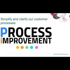 Promapp webinar:  Improving the Customer Experience at City of Boroondara