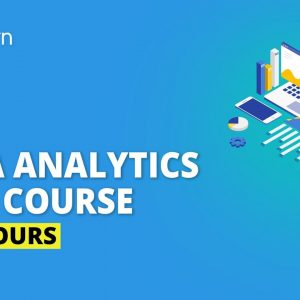 Data Analytics Full Course In 5 Hours | Data Analytics For Beginners | Data Analytics | Simplilearn