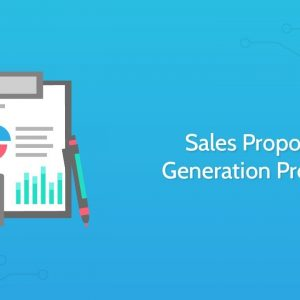 Sales Proposal Generation Process