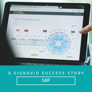 SAP Process Journey with Signavio
