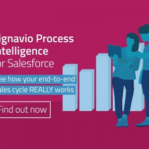 Signavio Process Intelligence for Salesforce