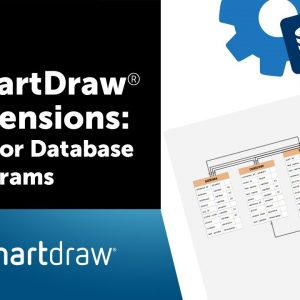 SmartDraw Extensions - ERD or Database Extension