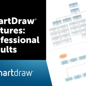 SmartDraw Features: Professional Results