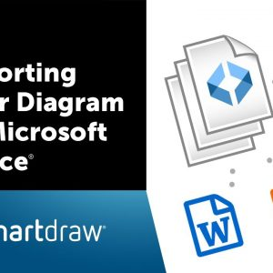 SmartDraw Tip: Exporting Your Diagram to Microsoft Office