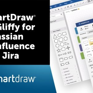 SmartDraw vs Gliffy for Atlassian Confluence and Jira