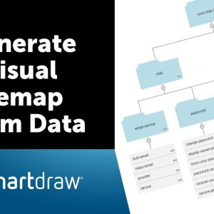 SmartDraw's Sitemap Extension - Generate a Visual Sitemap