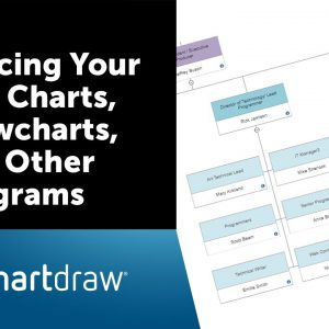 Spacing Your Org Charts, Flowcharts, and Other Diagrams