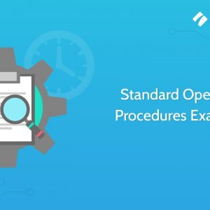 Standard Operating Procedure Examples | SOPs | SOP Example