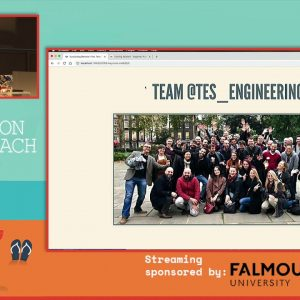 Sustaining Remote – First Teams. Rachel Davies, Agile on the Beach 2019