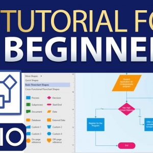 The Beginner's Guide to Visio - Visio Basics Tutorial