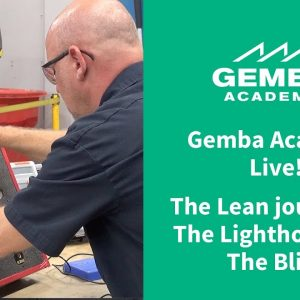 The Lean Journey at The Lighthouse for the Blind