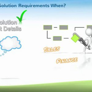 The Value of Solution Requirements