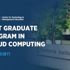 Introduction Post Graduate Program In Cloud Computing | Caltech CTME | Simplilearn
