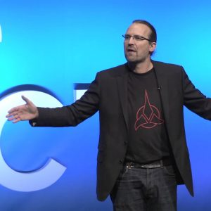 How to outsmart the digital deluge by Dave Coplin at Mind the Product 2015