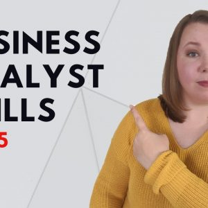Top 5 Business Analyst Skills Required