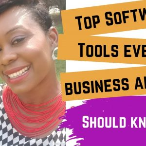 Top Software Tools Every Business Analyst Should Know