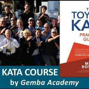 Toyota Kata Online Course by Gemba Academy