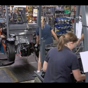 Toyota Material Handling | The Toyota Production System (TPS)