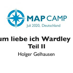 SpendControl - Warum liebe ich Wardley Maps Teil II - Wardley Mapping BarCamp 2020