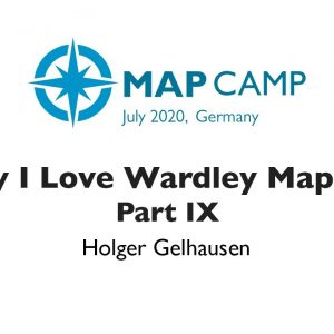 Paradoxes and Attractors - Why I Love Wardley Mapping Part IX - Wardley Maps BarCamp 2020