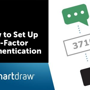 Two-Factor Authentication with SmartDraw