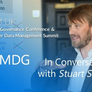 In Conversation With Stuart Squires of Comma Group | MDM Summit & Data Governance Conference 2019