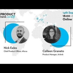 ProductTank Cardiff:  Building an industry product  & Do things that don't scale