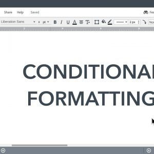 Use Conditional Formatting in Lucidchart