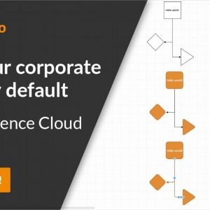 Use your corporate style by default in draw.io for Confluence Cloud