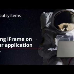Using iFrame in OutSystems applications