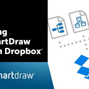 Using SmartDraw with Dropbox