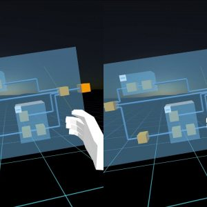 Using Virtual Reality with yEd Live for Graph Visualizations - Part Two