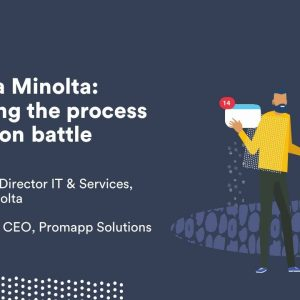 Webinar Konica Minolta: Winning the process variation battle