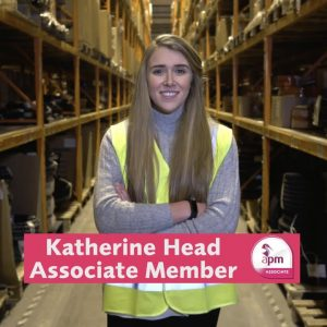What APM Associate members say – Katherine Head