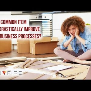 What common item will drastically improve your business processes?