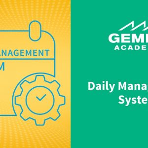 What is a Lean Daily Management System?