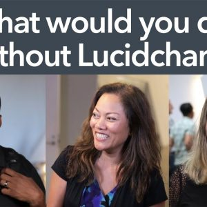 What would you do without Lucidchart?