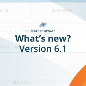 What's New in Kanbanize 6.1 | Feature Update Webinar Kanbanize