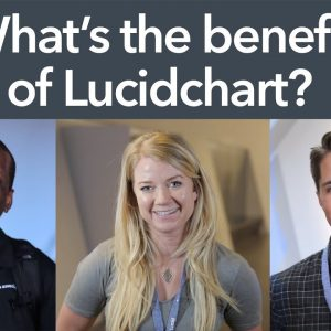 What's the benefit of Lucidchart?