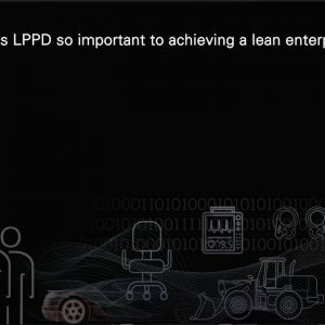 Why is LPPD so important to achieving a lean enterprise?